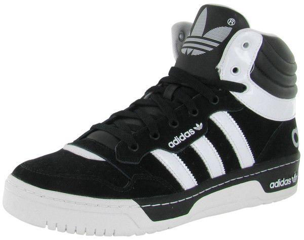 Black/Runwhite Adidas Originals Men\u0027s Irvington Mid Sneakers Shoes |  Streetmoda. Click here for