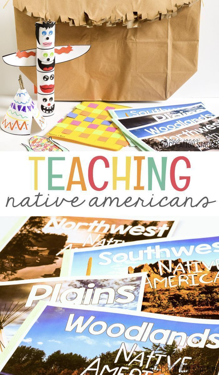 Photo of Why You Should Teach About Native Americans