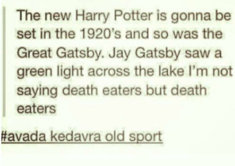 You're a wizard, Gatsby!