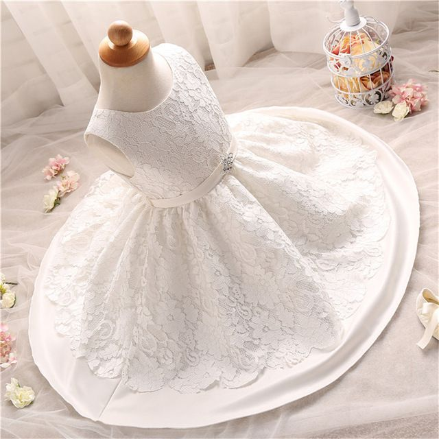Good price Toddler Girl First Birthday Dress Clothing Infant ...
