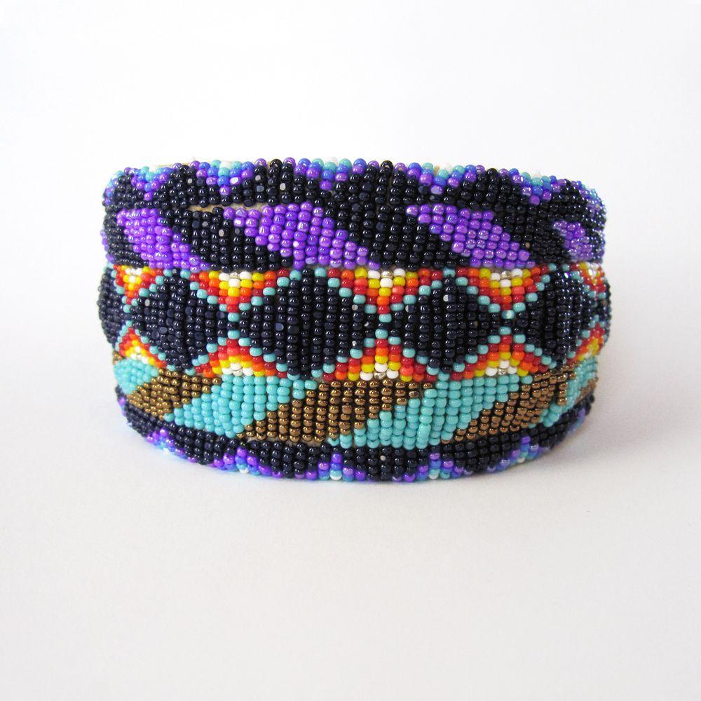Earth Cuff Bracelet By Chenoa Williams Pyramid Lake