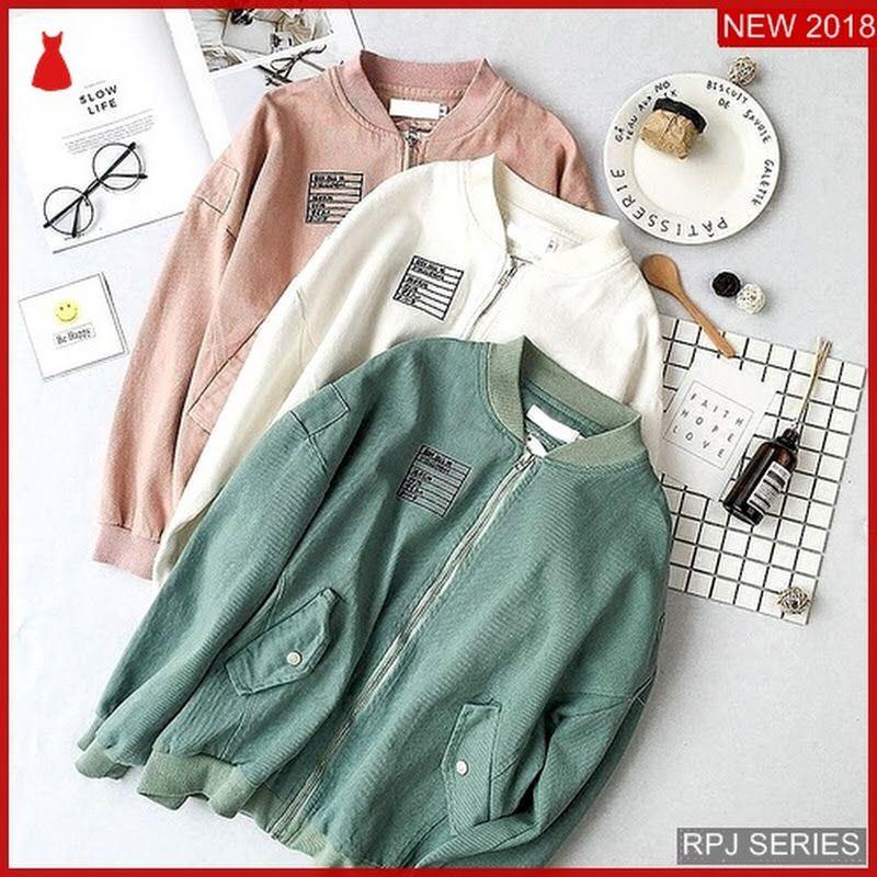 RPJ256S199 Model Sweater Basaro Cantik Jaket Wanita