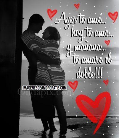 Amor Eterno Gracias Por Tu Amor Te Amo Mi Vida El Amor De