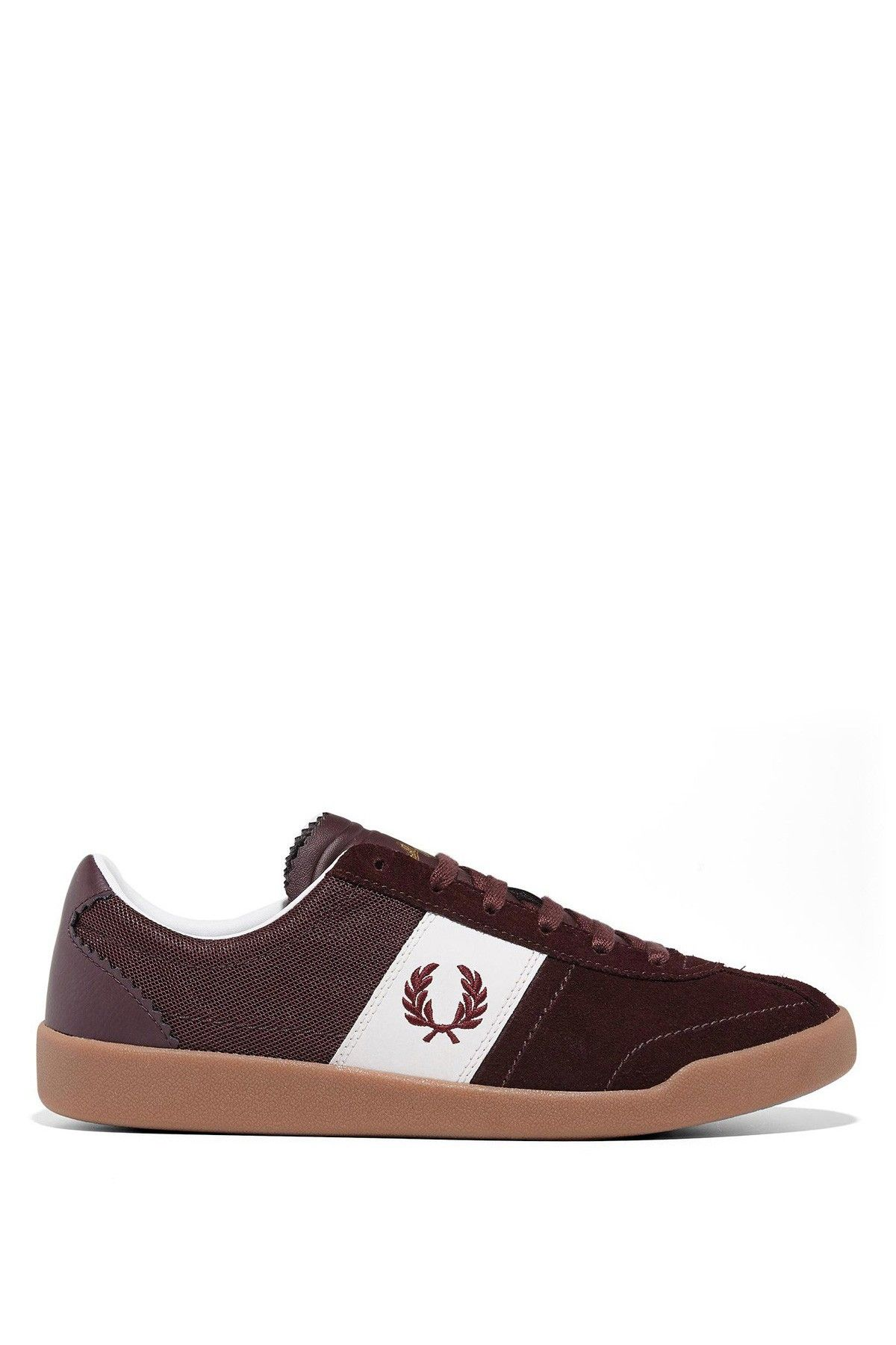 Buy Men Shoes / Fred Perry Stockport Suede Trainers