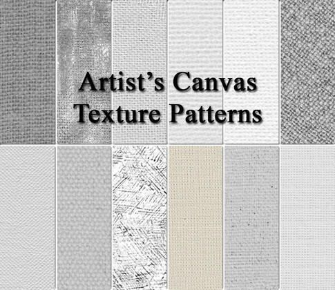Artist S Canvas Texture Patterns From Brusheezy Canvas Texture