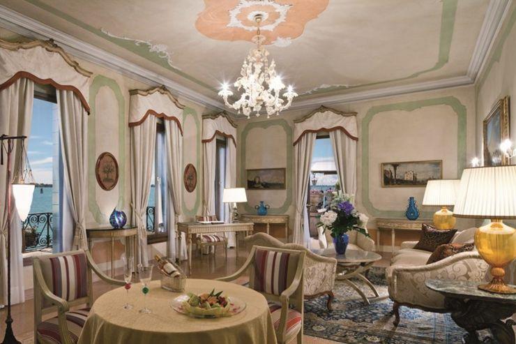 Este hotel en Venecia está diseñado en estilo veneciano