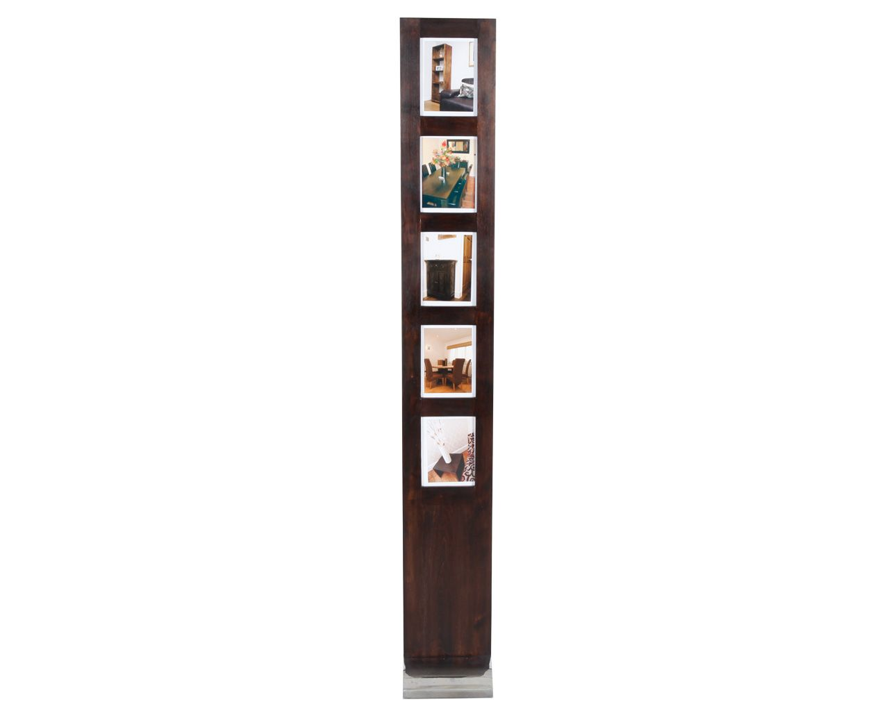 floor standing picture frame frame