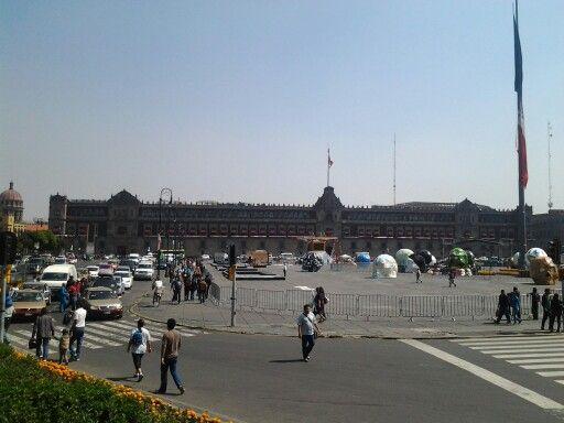 Zocalo ciudad deMexico