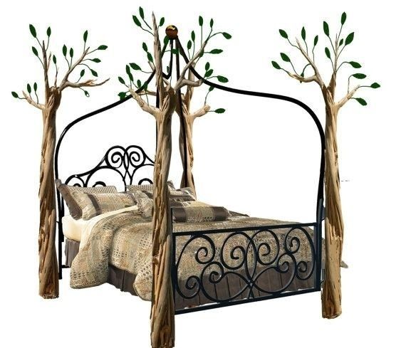 I found 'Tree Bed Queensize' on Wish, check it out!