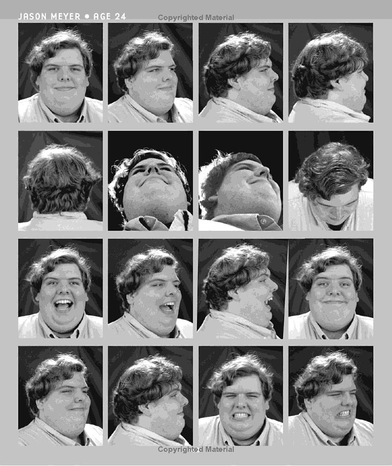 Mark simon facial