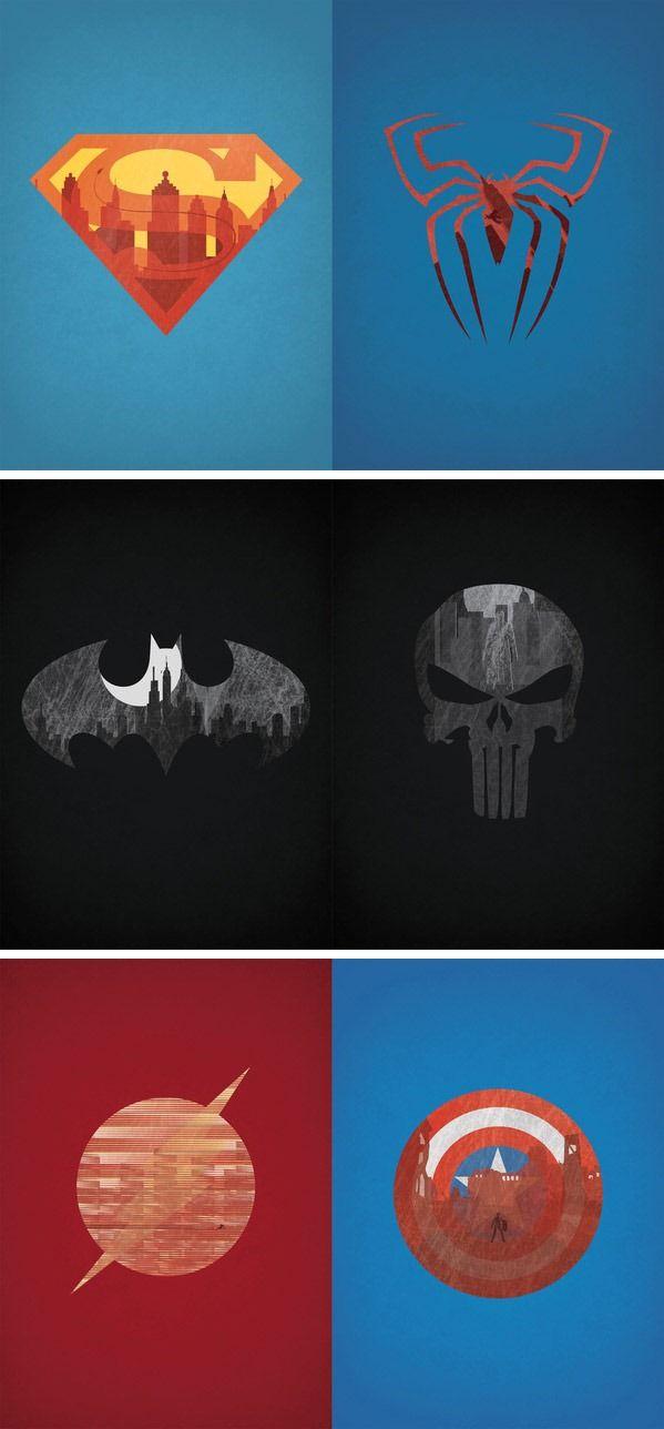 dc marvel superheroes posters by alex litovka pinterest