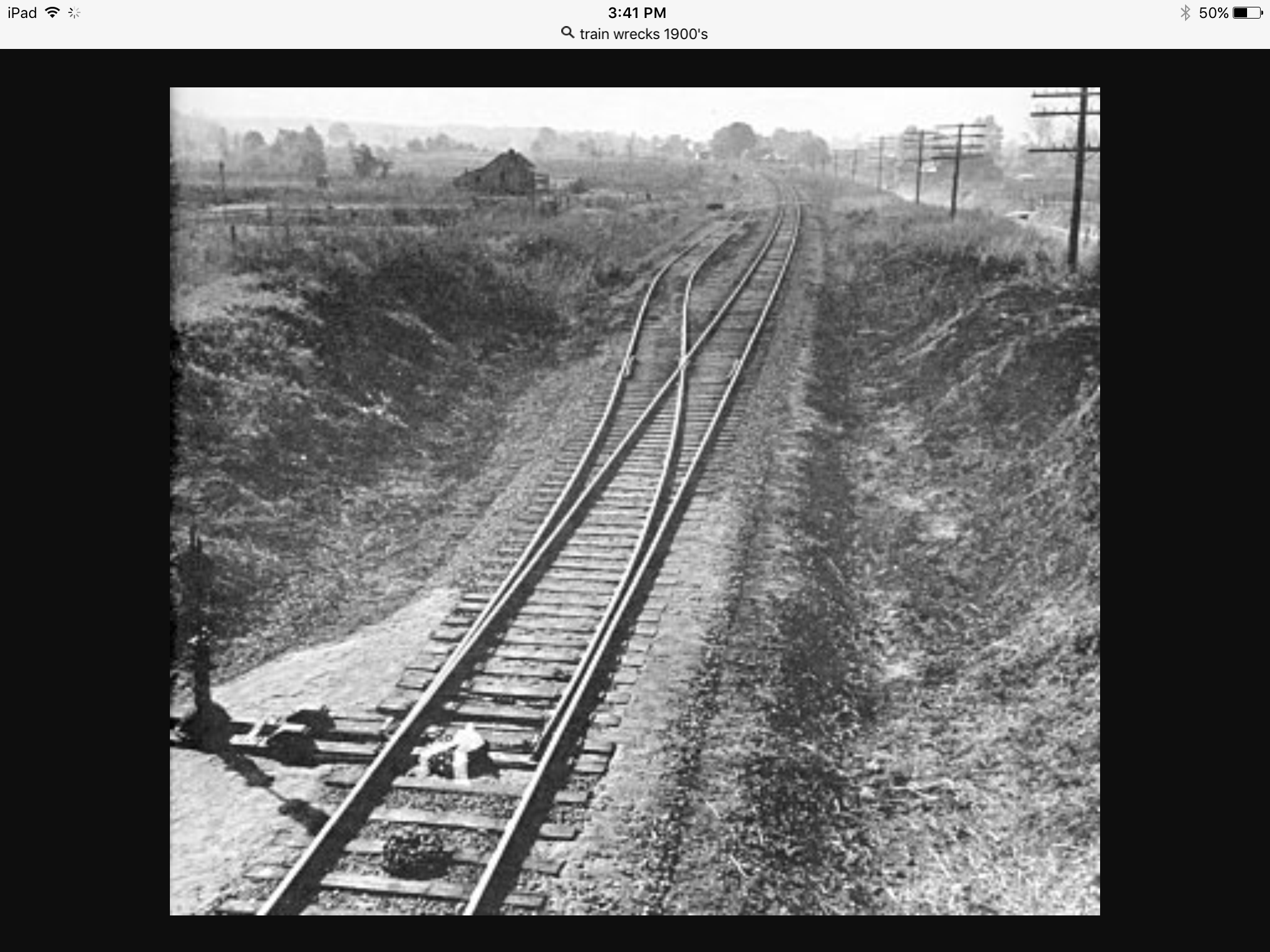 A switch. Railroad tracks, Pictures, Railroad