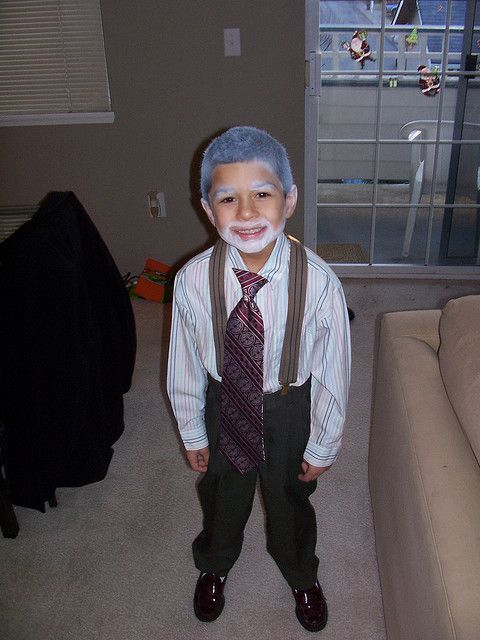 ef15bbd25dec1 Dress like a 100 year old for the 100th day of school...cute!