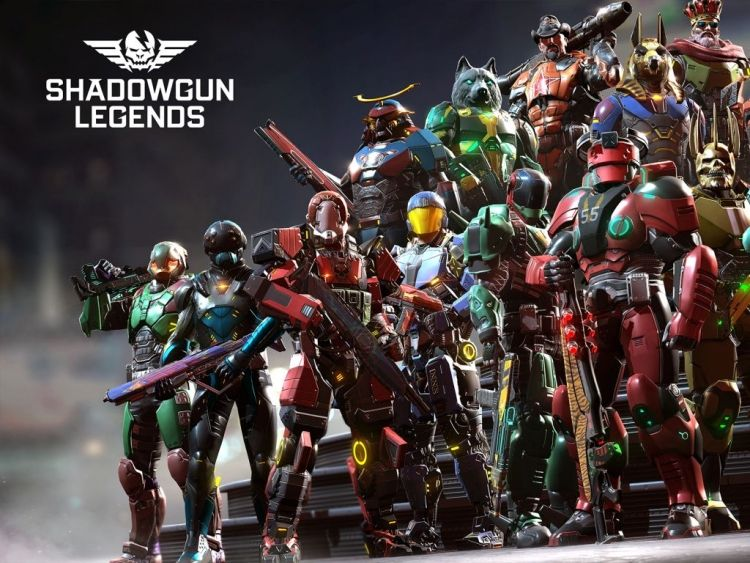 shadowgun legends apk unlimited money