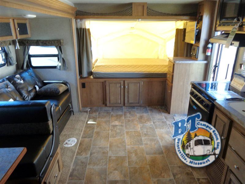 New 2016 Forest River RV Rockwood Roo 21SS Expandable at BT Camper | Wentzville, MO | #7395