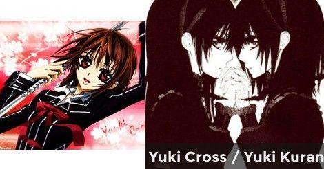 Which Vampire Knight Character Girl Are You Vampire Knight Yuki Kuran Vampire