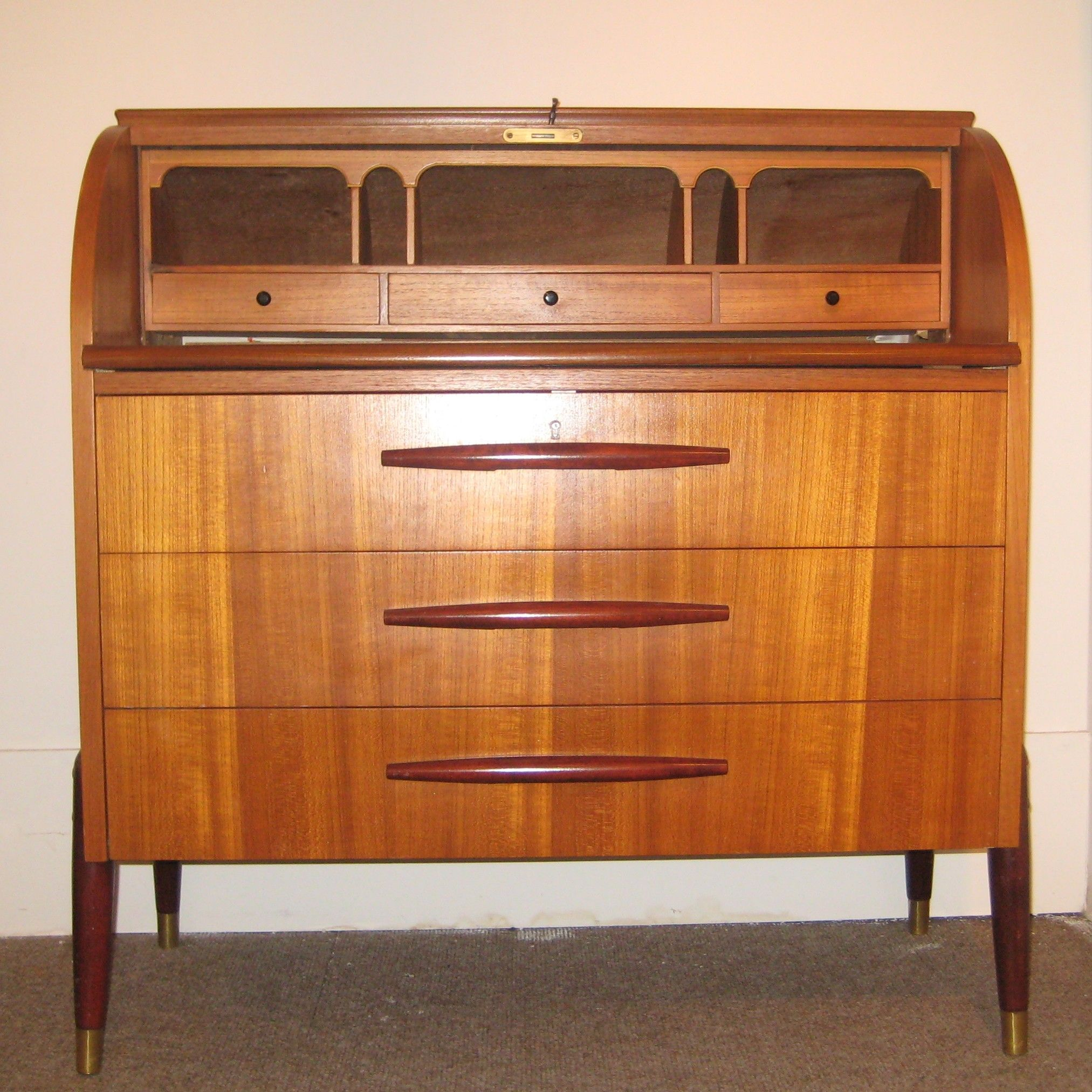 1960s Furniture Pictures | 1960u0027s Swedish Bureau