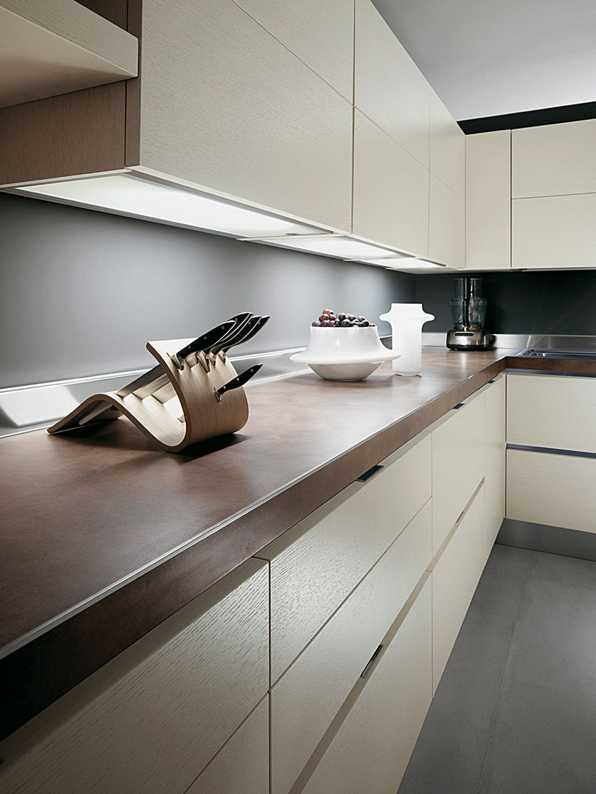Cucina: tante soluzioni per illuminarla   Mutfak   Progetti ...