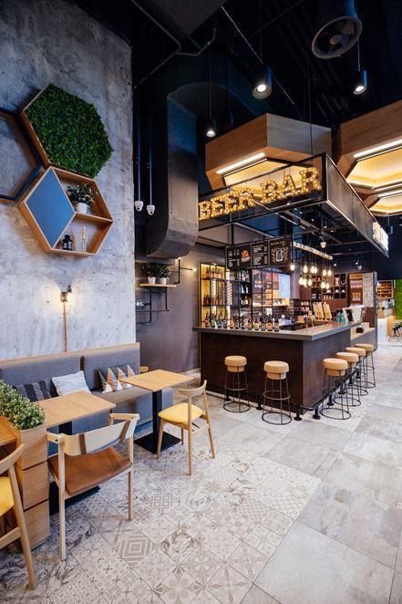 Neighbourgoods Picture Gallery Design De Interiores De Restaurante Decoracao Cafeteria Decoracao De Restaurante