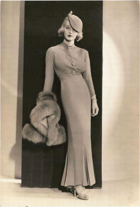 Bette Davis. what power.