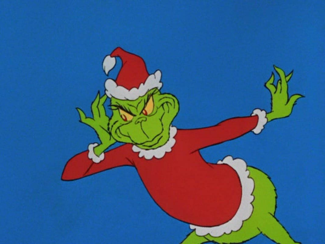 dr. seuss' how the grinch stole christmas anthony hopkins