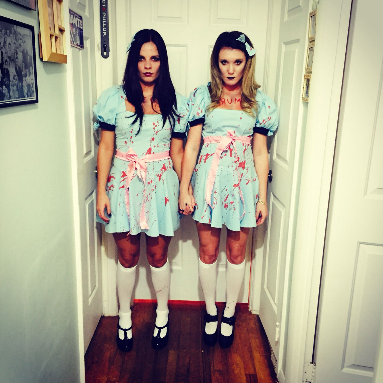 the grady twins from the shining - The Shining Halloween