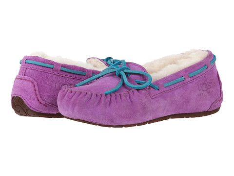 fdeb49848d UGG Kids Dakota (Toddler Little Kid Big Kid) Electric Violet - 6pm ...