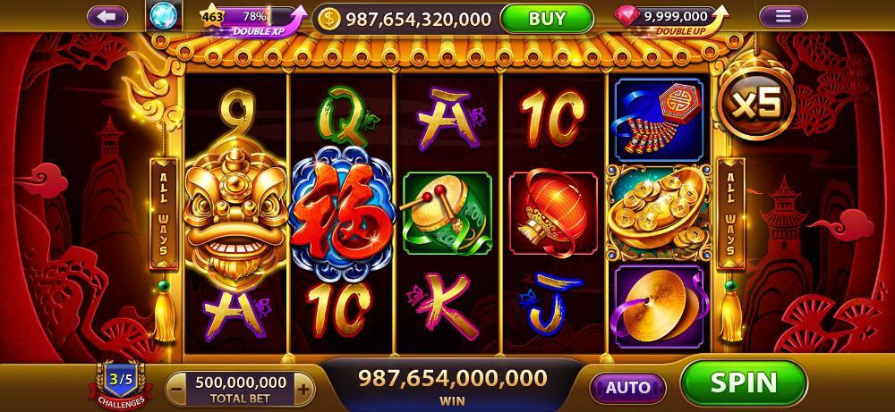 Dancing Lion Slot Game On Behance Game Art Slots Games Art Design