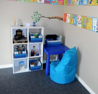 Positive Time Out Area She Has Lots Of Fun Do Dads For