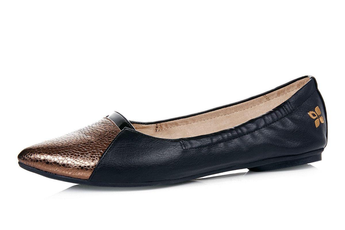 f46bdd48bd68 Skechers Go Step Distinguished Natural Comfort Ballet Shoes