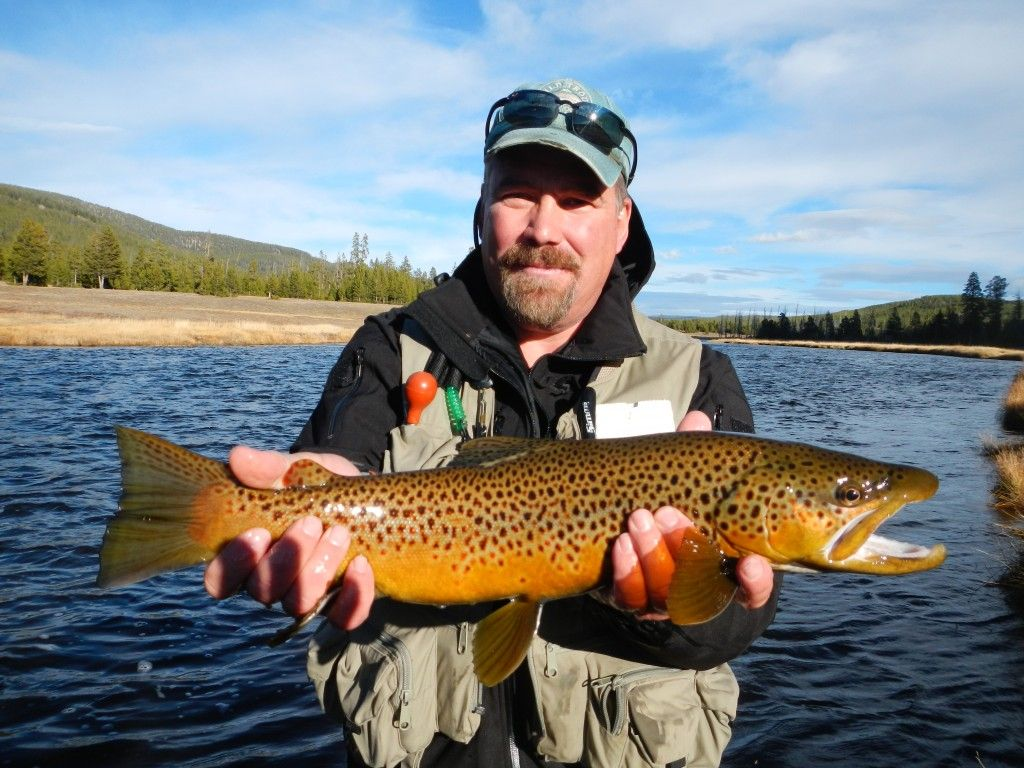 Yellowstone National Park Fishing Wild Trout Outfitters Fly Fishing Yellowstone National Park Yellowstone