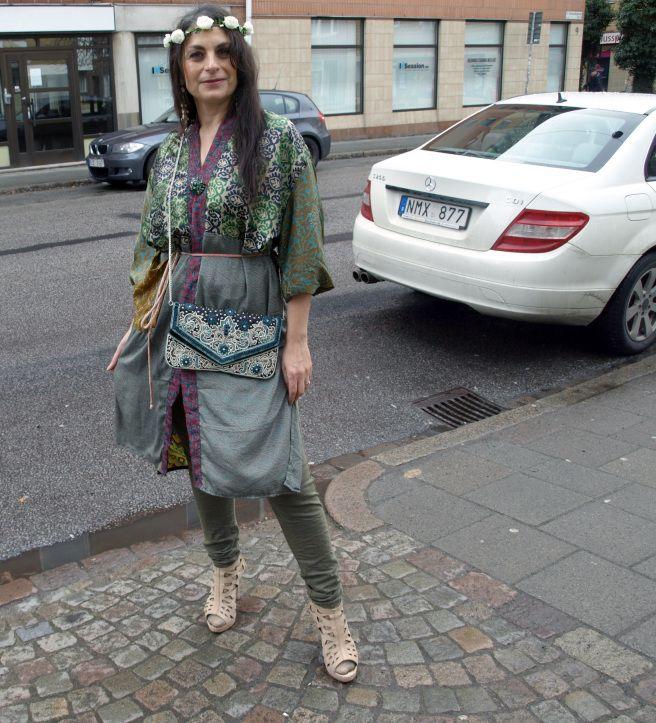Photo of Boho Chic i gröna nyanser