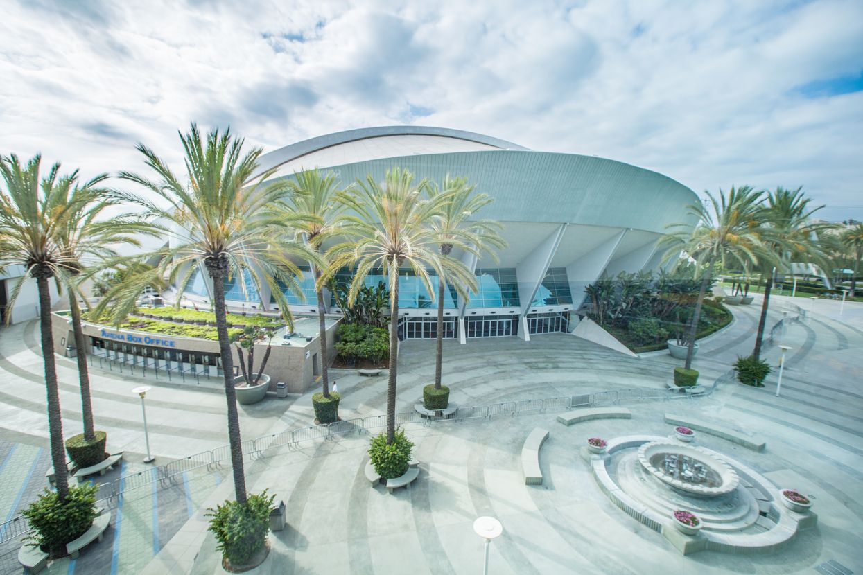 Anaheim Convention Center ACC North Expansion - Opened September ...
