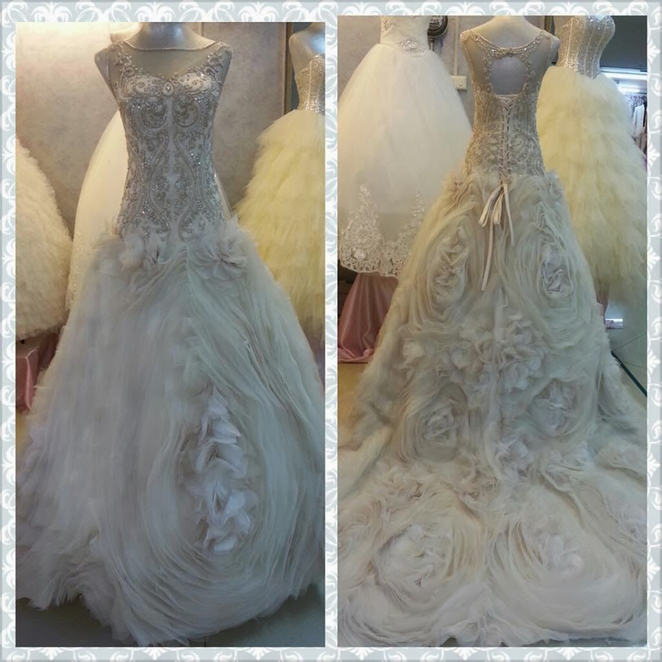 2df8ccf68b7 The Adventures of Miss Chuchubells  Wedding Planning Adventure  Wedding  Gowns in Divisoria