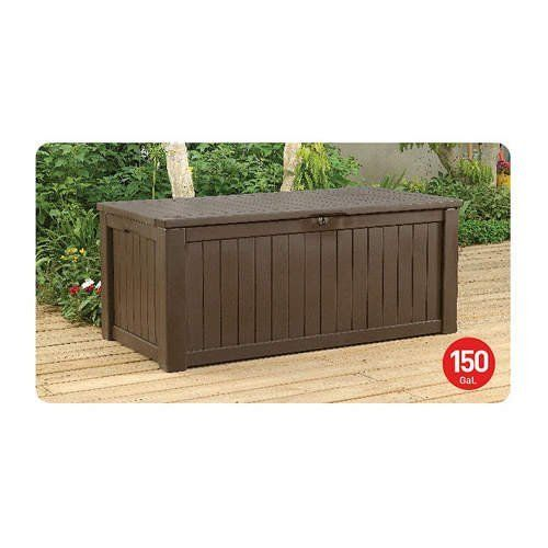 Keter Deck Box 150 Gallon By Keter Http Www Amazon Com Dp
