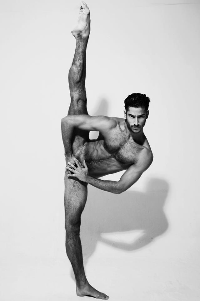 dancer Nude male ballet