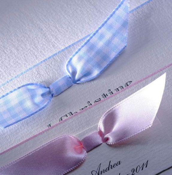 Ribbon Birth Announcement Baby Pinterest Birth, Baby birth and