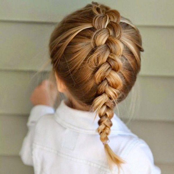 Coiffure Petite Fille Indienne Coupe De Cheveux A La Mode