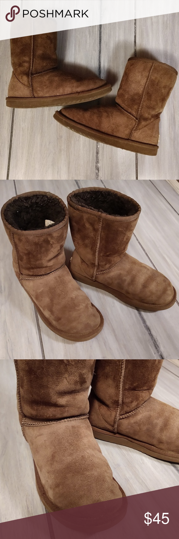Boots, Womens uggs, Brown boots women