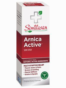 Similasan USA- Arnica Active Skin Spray 90 ml