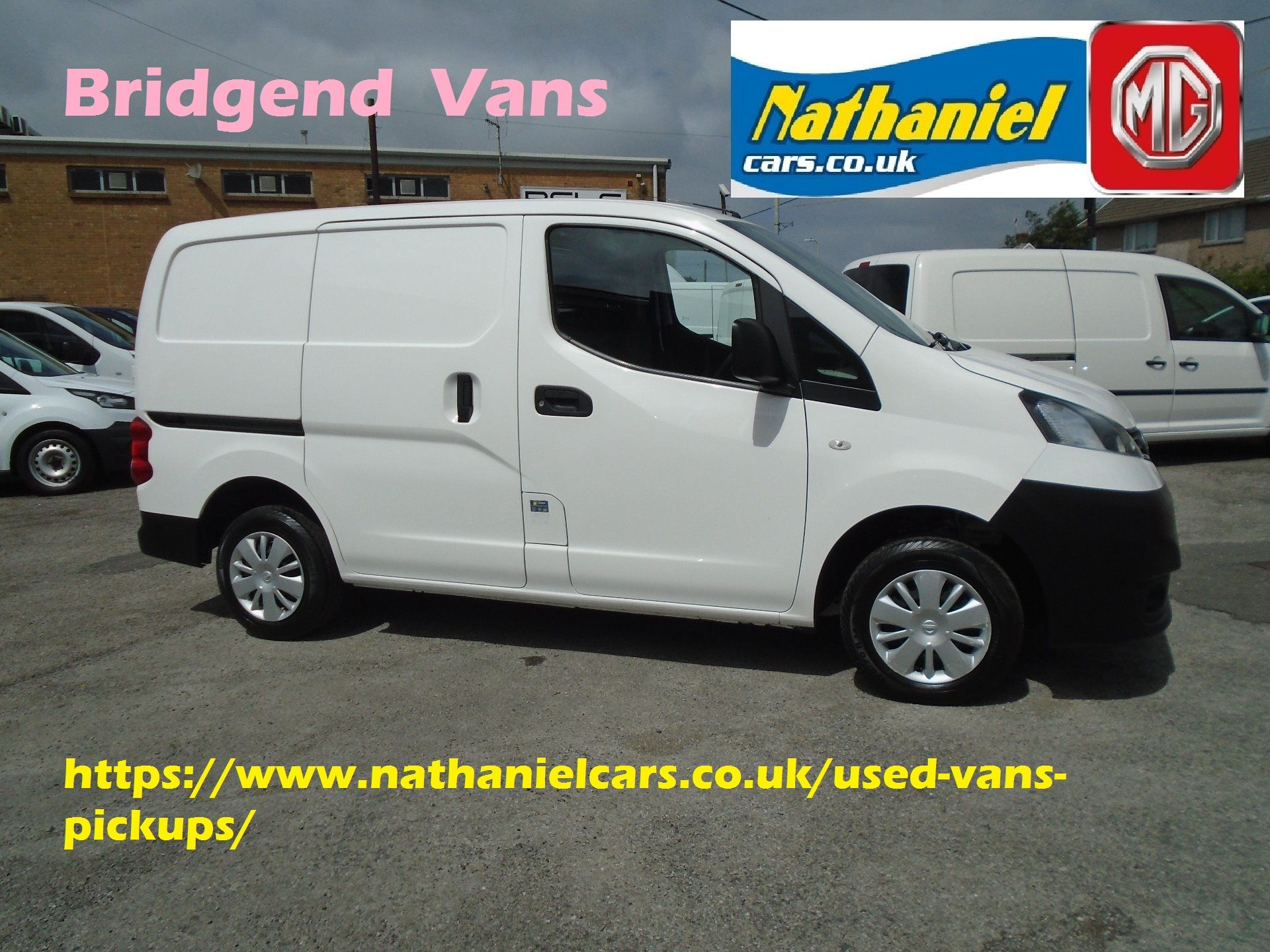 Aside From Utilized Pickups And Bridgend Vans We Additionally