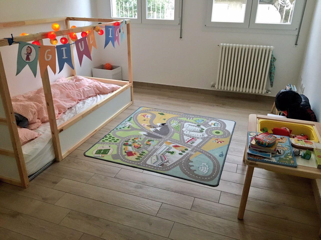 Letto Montessoriano Ikea.Letto Montessoriano Per Bambini Come Crearlo Con Ikea A