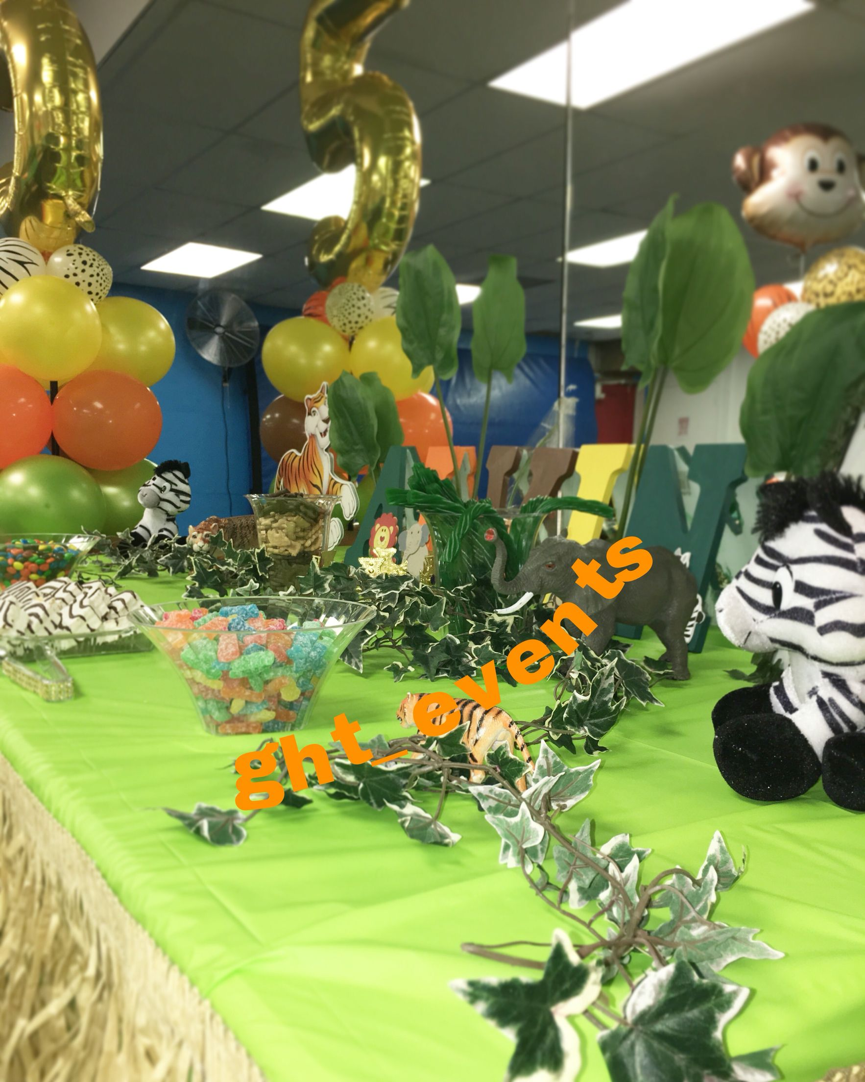 decorations jungle of decoration birthday decor ideas party stunning safari theme