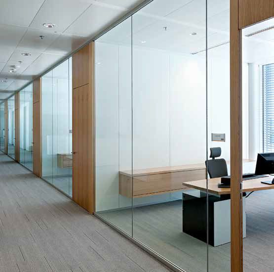 Metal And Glass Partition - Google Search