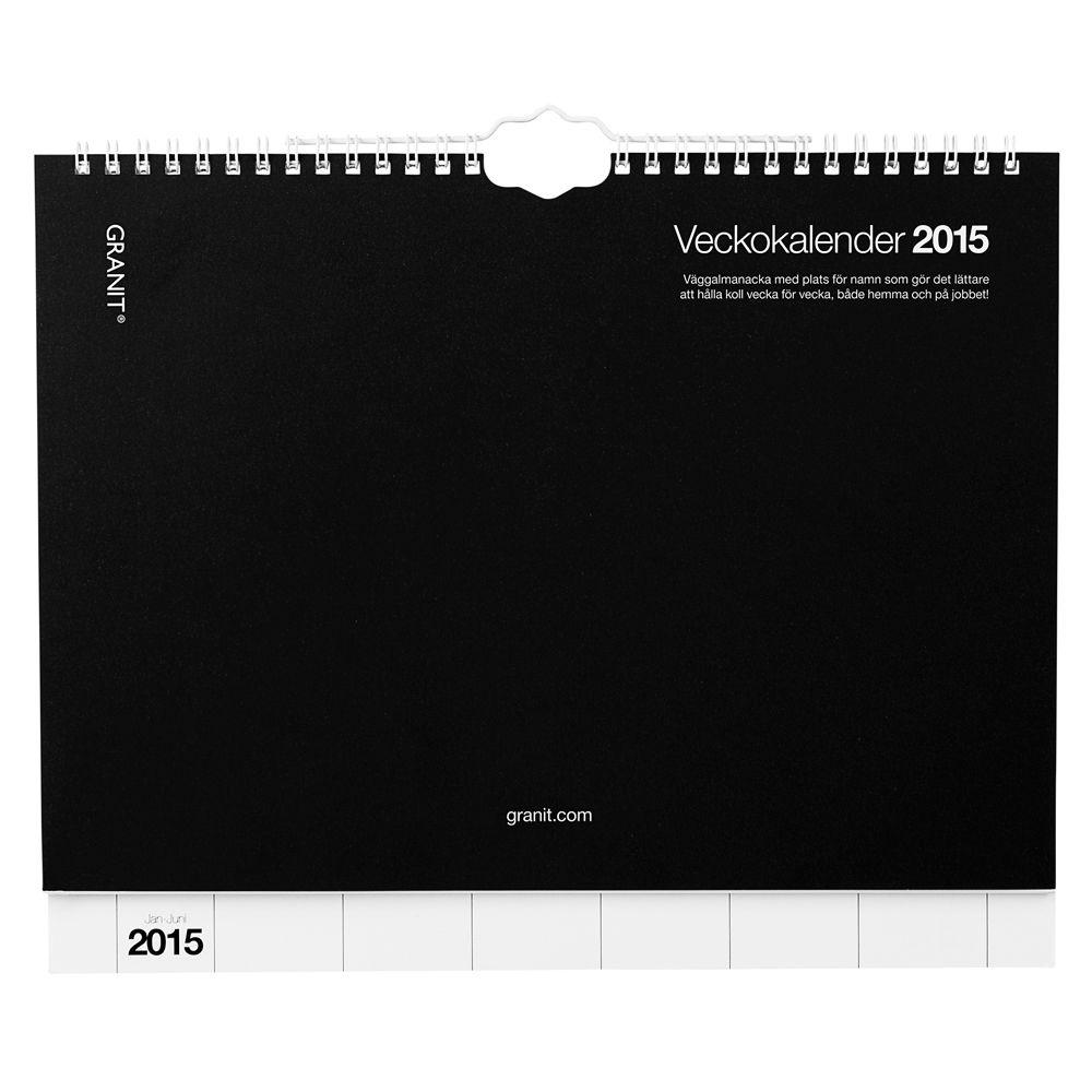 Veckokalender Helår | // DESIGN // | Pinterest | Inredning