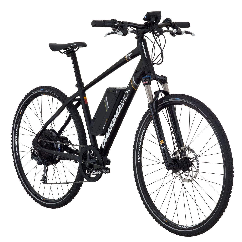 Diamondback Trace Exc Electric Bike 2015 Electric Bike Bike Mountain Bike Races