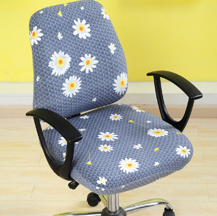 Decorative Computer Office Chair Cover Office Chair Cover Chair Covers Chair Back Covers