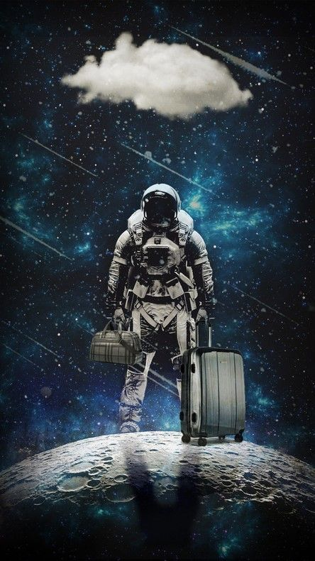 astronaut lost in space wallpaper - photo #24