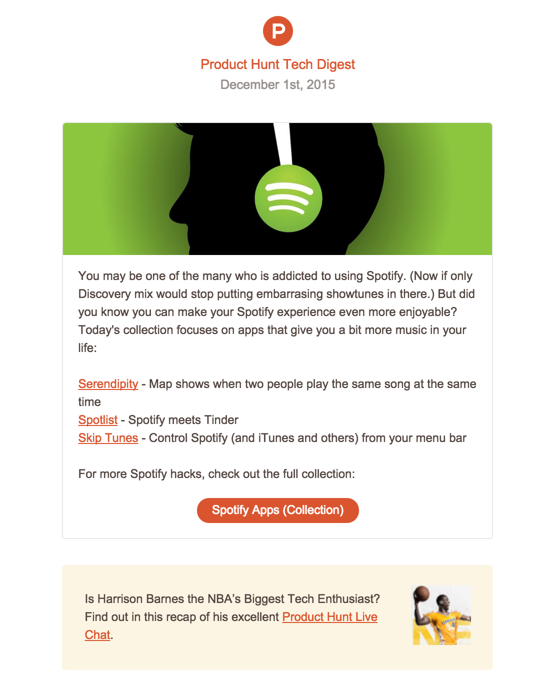 Apps to make Spotify better | NEWSLETTER NEW | App