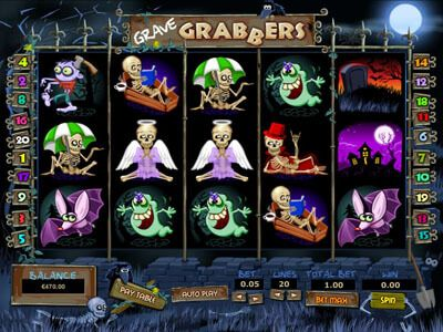 Grave Grabbers For Free Online With No Download!